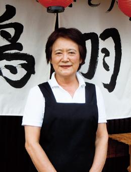 安藤 道子さん