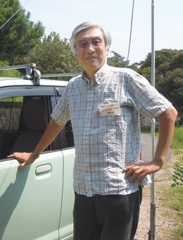 岡田 邦夫(おかだ くにお)さん